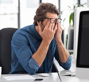 Síndrome da vista cansada