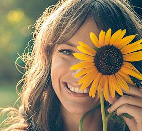Você sabia que na primavera seus olhos precisam de uma atenção especial?