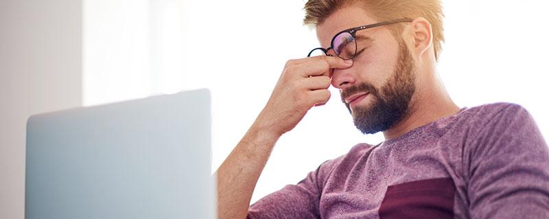 Passa horas a frente do computador? Então leia!