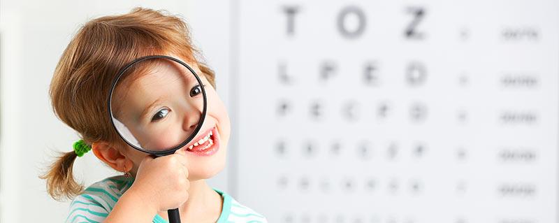 Clinica Bolzan Oftalmologia - Blog - Quando levar meu filho no oftalmo