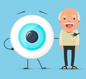 Degeneração Macular: Sintomas e prevenção