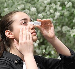 Primavera x Alergias oculares: como prevenir