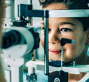 Cuidados com a saúde dos olhos das crianças